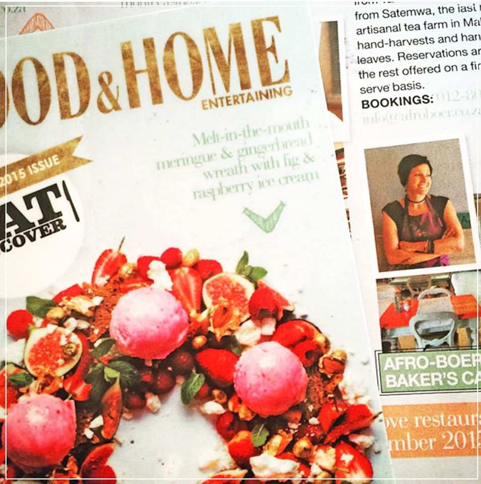 Food & Home Magazine 2015