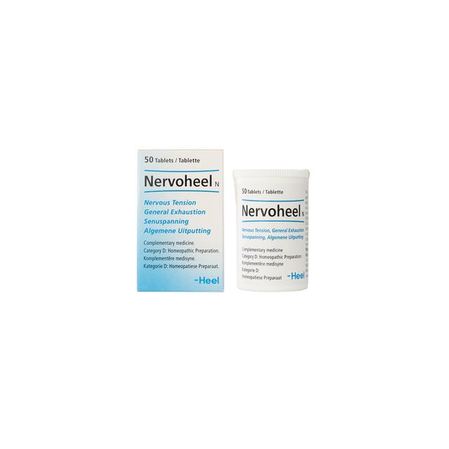 Nervoheel N Tablets