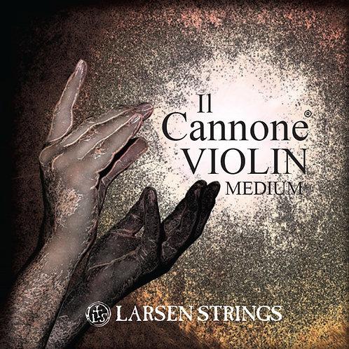 Larsen, ll Canonne  Medium, Violin Strings, Set
