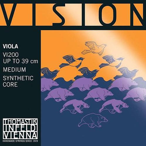 Thomastic, Vision, Viola String, C