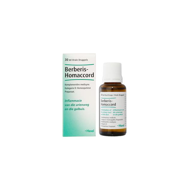 Berberis-Homaccord Oral Drops