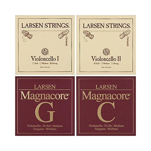 Larsen,Soloist,Cello String, D