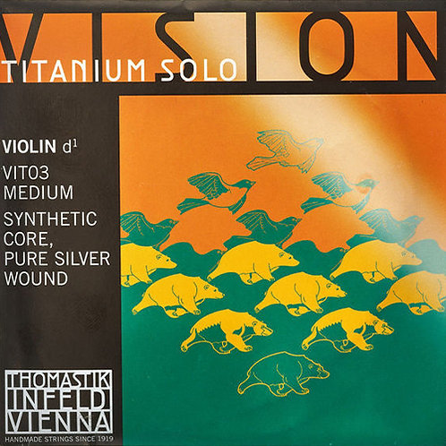 Thomastik, Vision Titanium Orchestra, Violin String, G