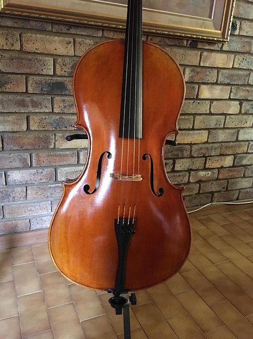 Cello, Model Strelitzia, JVC-01