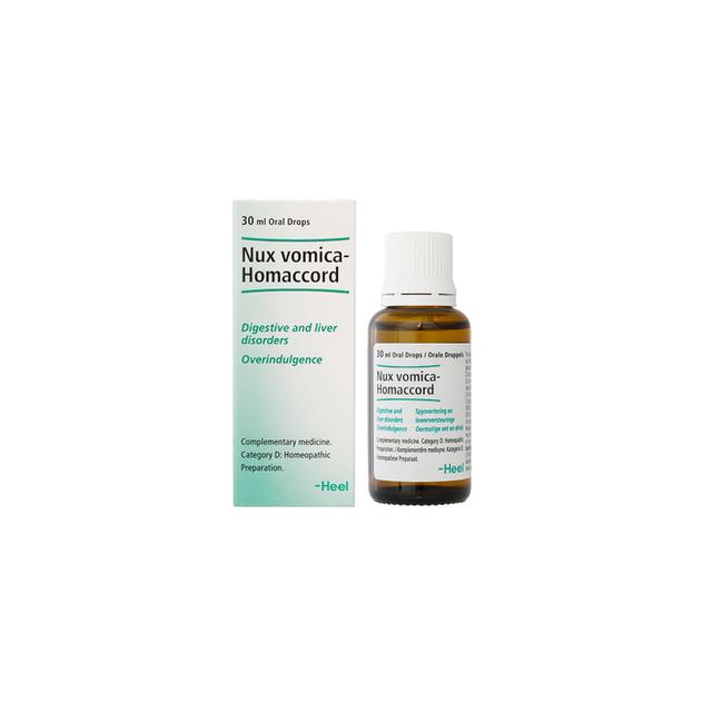 Nux vomica-Homaccord Oral Drops
