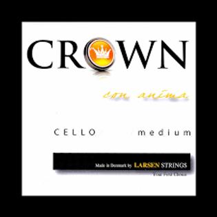 Crown, Cello String, G