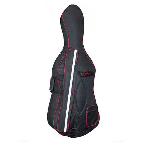 Double bass Hidersine bag, 3/4