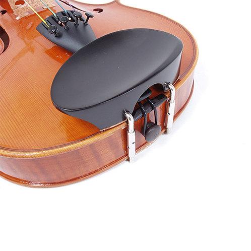 Flesch 4/4, New Model, Ebony Chin Rest Violin