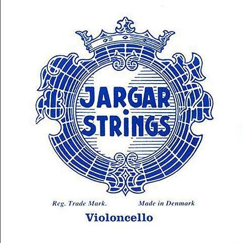 Jargar Medium, Cello Strings, Set
