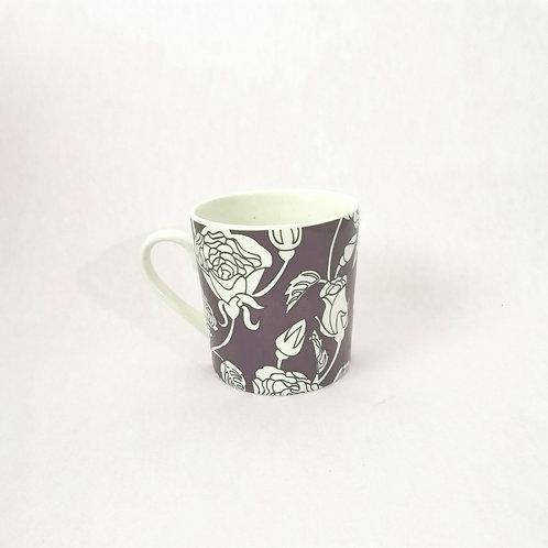Purple Rose Coffee Mug Rental