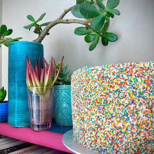 Rainbow Cake Whole