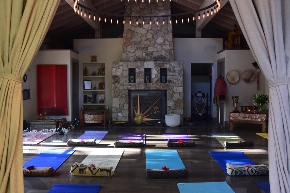 Retreat at Spirit House