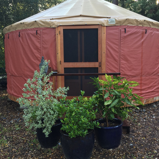 Spirit House Yurt