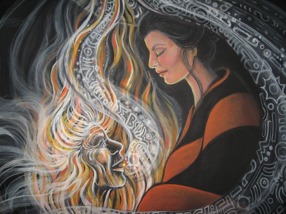 Sue Blondell Art at Spirit House