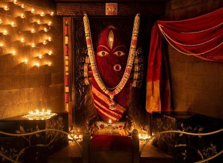 What is the Linga Bhairavi Temple?
