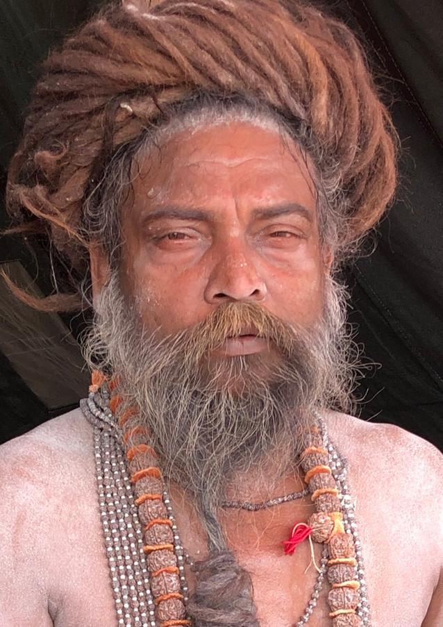 Sadhu Kumbh Mela 2019