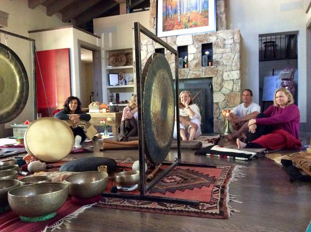 Sound at Spirit House