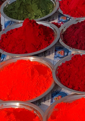 Offerings Kumbh Mela