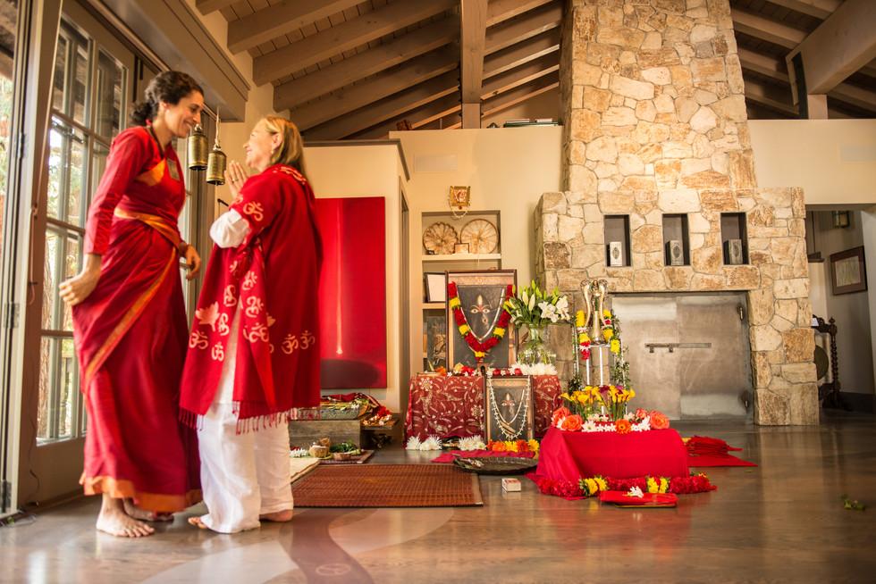 Punya Puja Spirit House