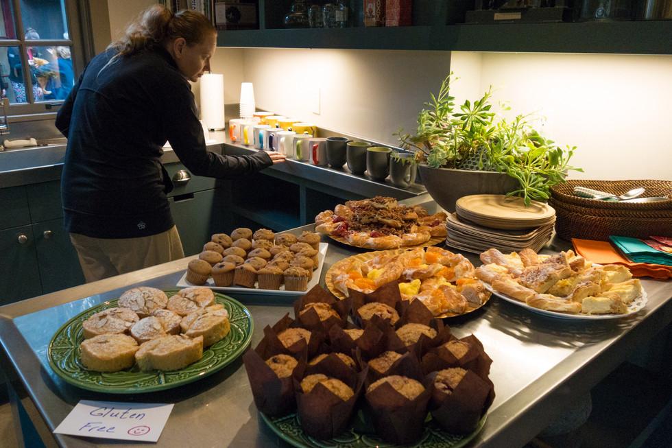 Sustenance at Spirit House