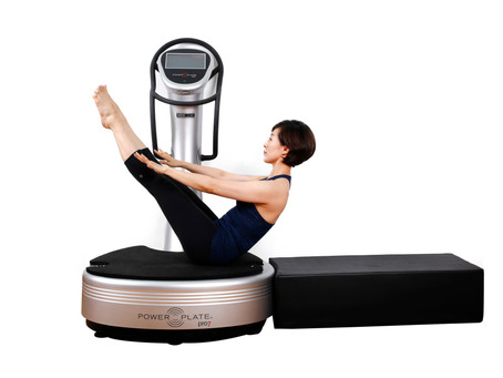 Benefits of Power Plate