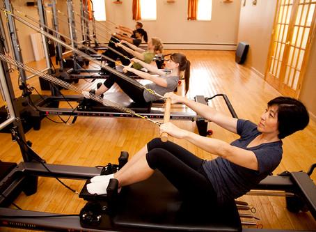 3 E's of Pilates