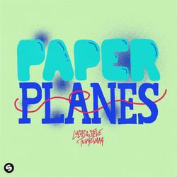 Lucas & Steve Paper Planes