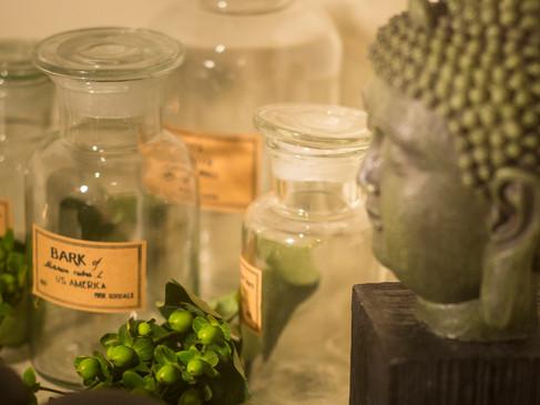 holistic spa ingredients