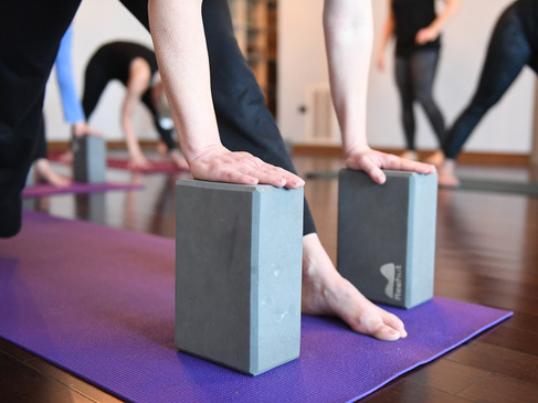 eco-friendly yoga studio