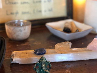 Creating An Intention Altar