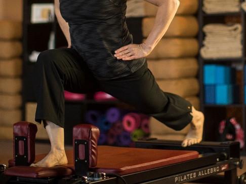 equipped pilates studio