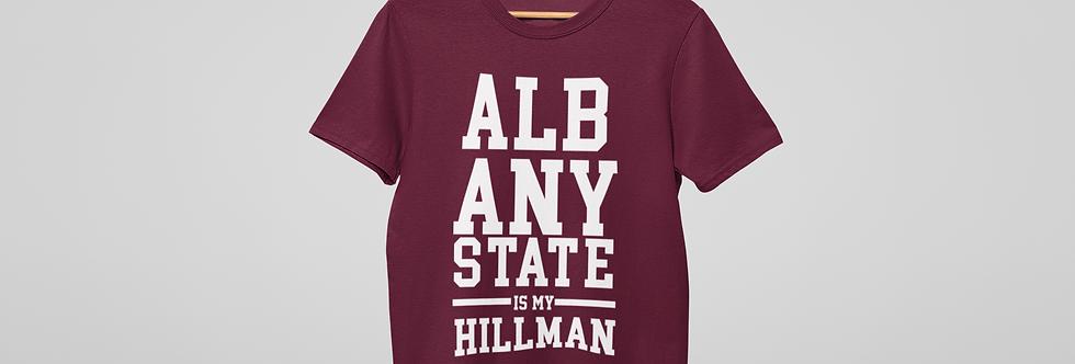 My Hillman - Maroon