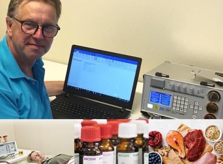 Oppfølging av analyser, testing Og behandling