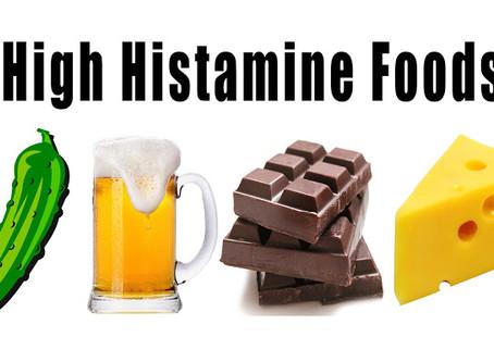 Histamin problemer