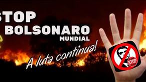 Stop Bolsonaro Mundial - 11 de outubro