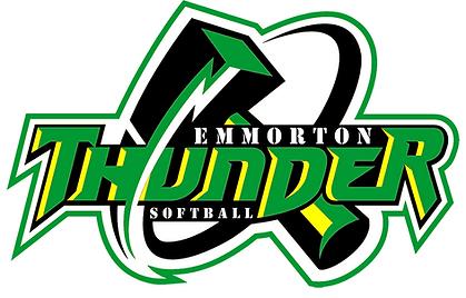 Emmorton Thunder Softball Logo.png