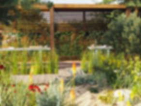 studio garden pergola