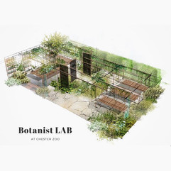 Botanist LAB _chesterzoo 🍃🔬- yep that's totally 🍌s ! CHESTER ZOO!🍃🔬😅 🐒 🐘 for the WILD WORLDS festival 26 May - 30th September.jpg