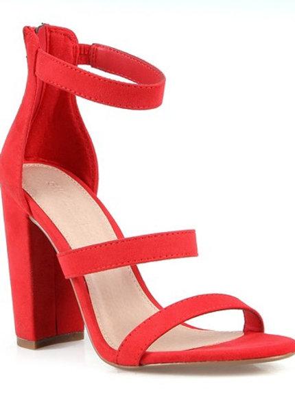 Becca Red