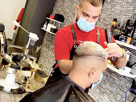 Barber Shop Muki