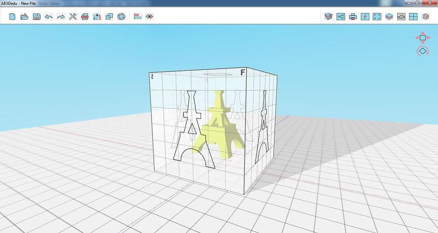 AB3D Demo - 3D App