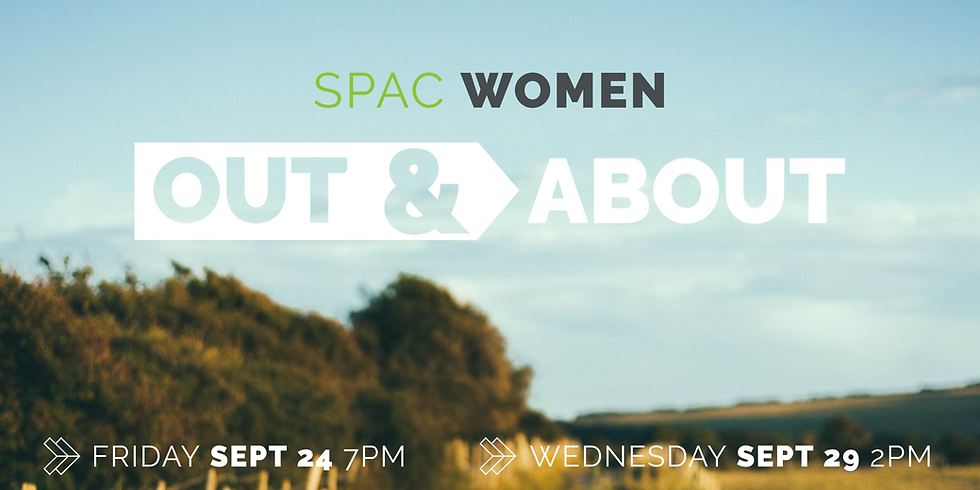 SPAC Women Out and About