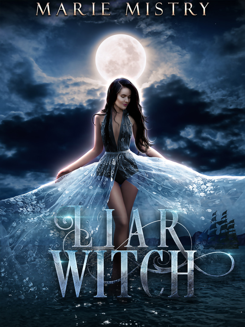 Liar Witch (The Deadwood, #2)