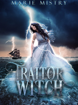 Traitor Witch (The Deadwood, #1)