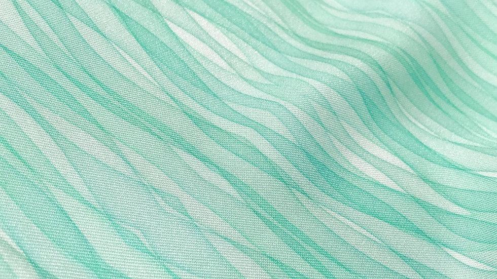 Ocean Mint - viscose