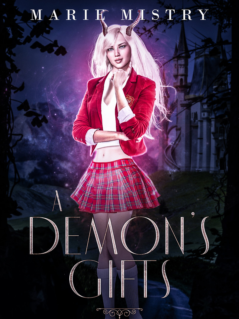 A Demon's Gifts (Vice College For Young Demons: Year Two) 