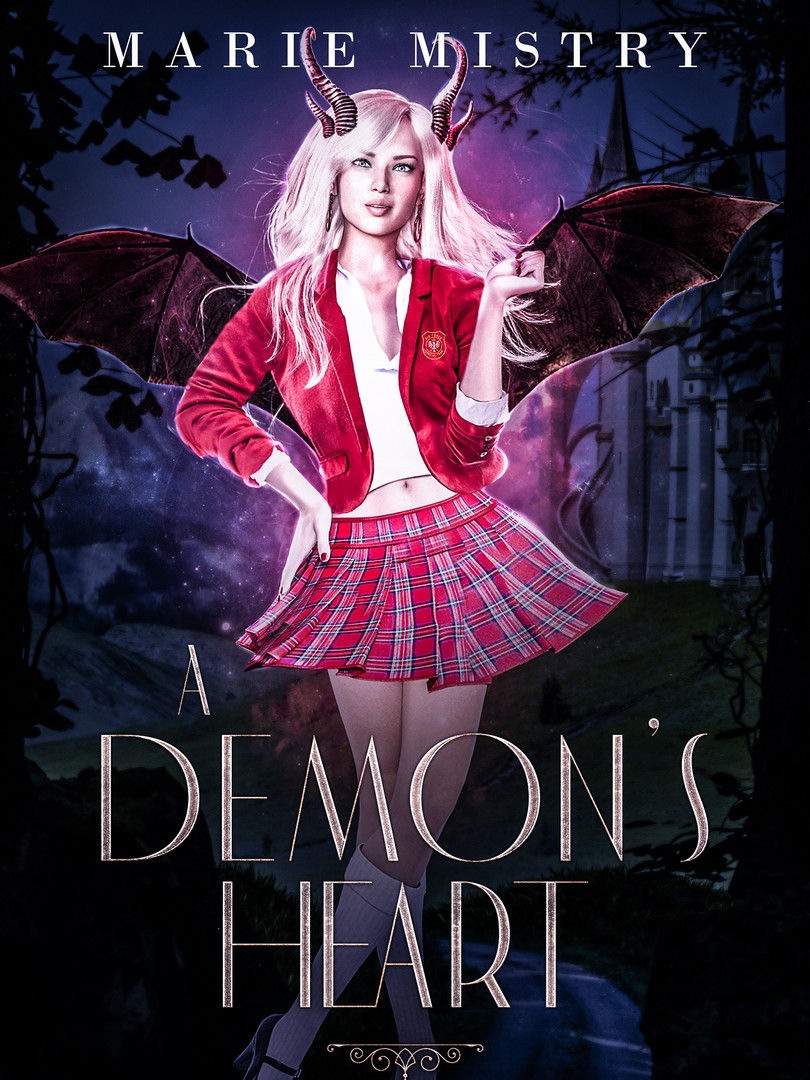 A Demon's Heart (Vice College For Young Demons: Year Four)