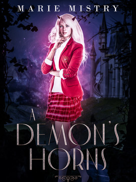 A Demon's Horns (Vice College For Young Demons: Year One) 