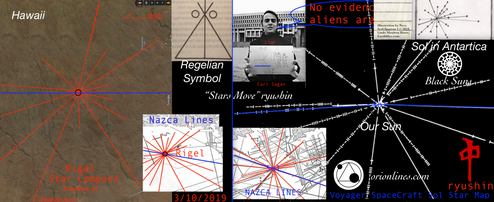 The Rigel Star Compass And Proof They Solved The Nazca Lines Long Ago