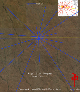 The Rigel Star Compass